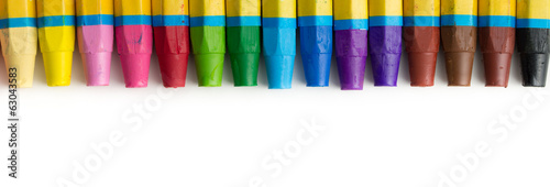 Spectrum of crayons
