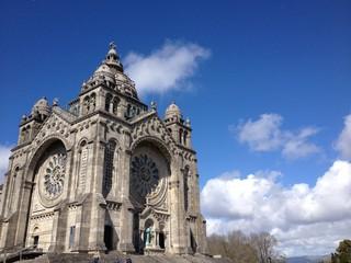 Eglise du Sacré-Cœur de Jésus Santa Luzia, Viana do Castelo