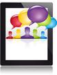 tablet, app, web