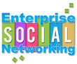 Enterprise Social Networking Colourful