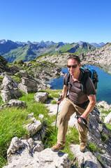 Bergwandern im Allgäu