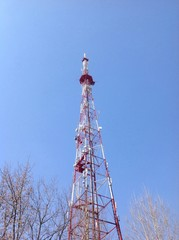 телебашня в Калуге