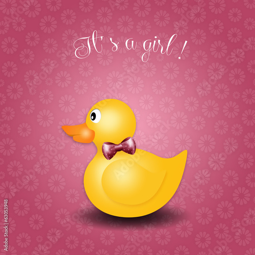 duck toy for girl