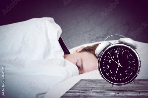 Leinwandbild Motiv Sleep in