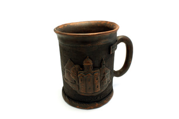 Mug with the image of the church