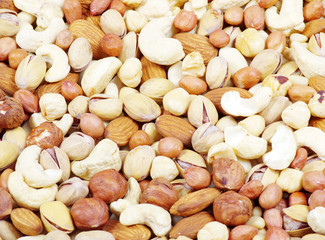 Nuts backgrounds