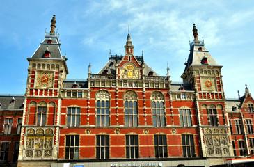 Amsterdam, Stazione Centrale