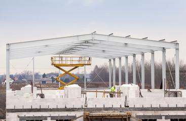 Building a modern warehouse