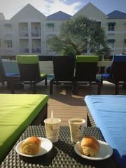 Key West colazione