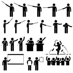 Speaker Presentation Teaching Speech
