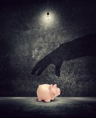 steal savings