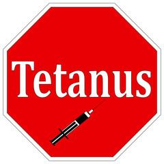 Stop Tetanus. Concept for  Immunisation Program
