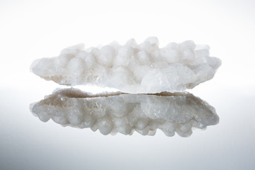 Piece of salt crystal from Jordan Dead Sea