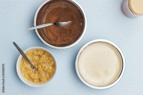 Making Cake - Cake Ingredients