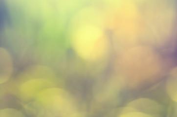 Blurry vintage background
