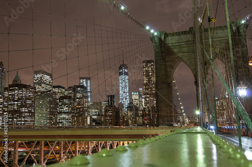 Brooklyn Bridge,New york