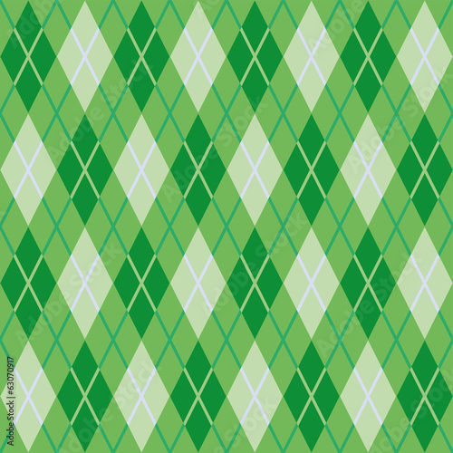 Textile Fabric Rhombs Seamless Texture