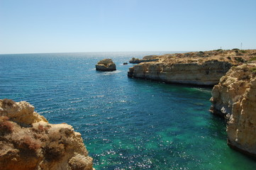 Algarve - Marinha Beach