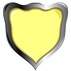 shield, vector illustration