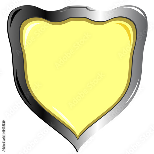 shield, vector illustration