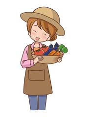 女性/農家