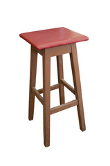 Old Red Stool
