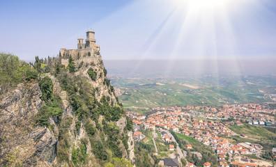 Rocca della Guaita - San Marino Republic - Rimini Romagna Italy