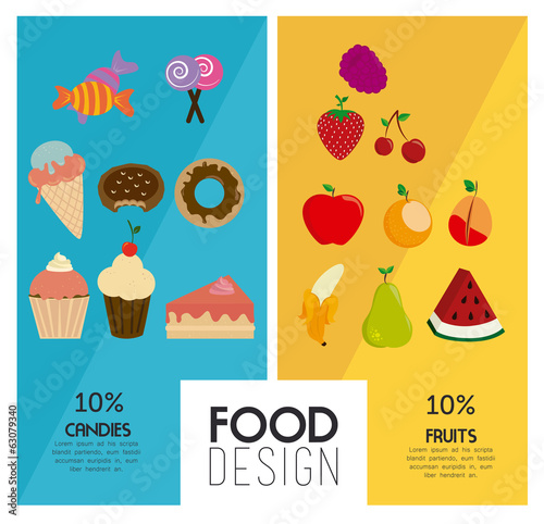 Healthy food design