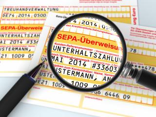 SEPA_unterhalt