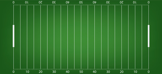 american football field background