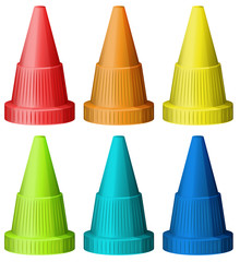 Safety traffic hats