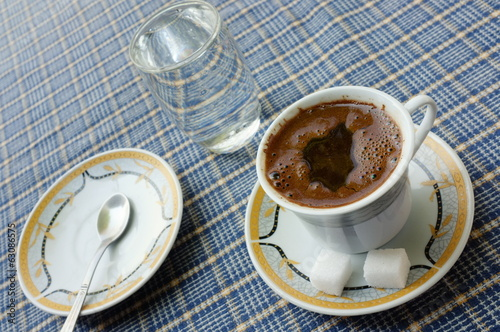 Turkish Coffee, Serbia