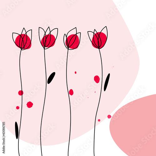 tulipany © Rzoog