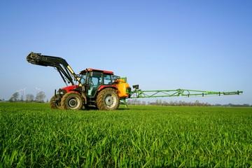 Getreidebau, Pflanzenschutz
