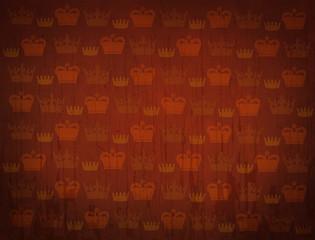Crown. Power. Empire. (pattern,texture)