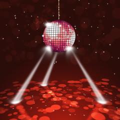 Disco Party Music Ball