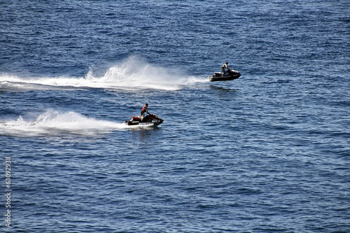 watercraft race