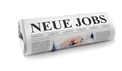 Neue Jobs