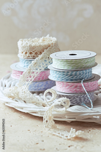 Decorative Cotton Strings