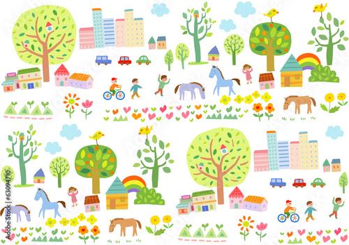 봄 패턴 5