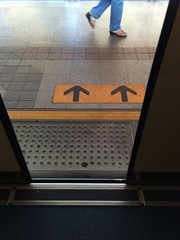 skytrain door open