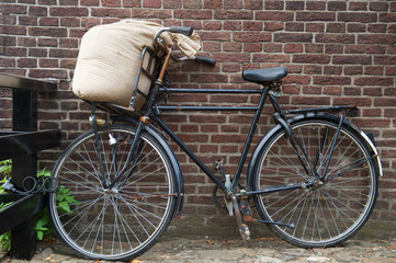 Bicycle from the miller