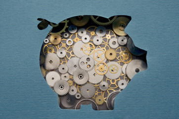 Financial savings mechanism