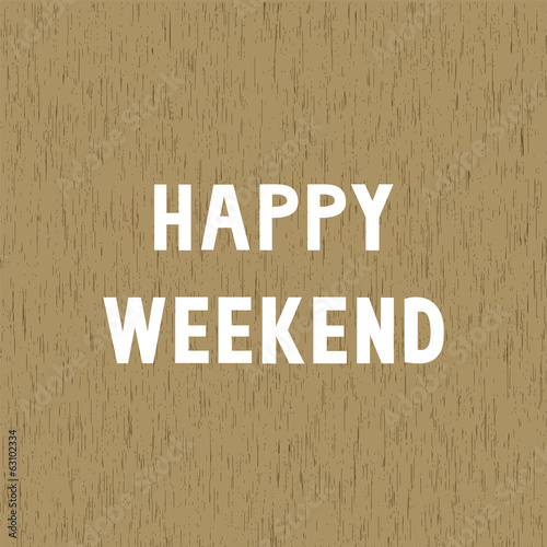 Happy weekend1