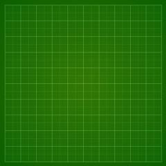 Vector millimeter radar  oscillograph paper
