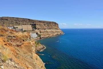 South  coast View on Taurito