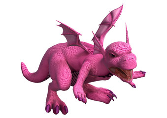 Little Pink Dragon