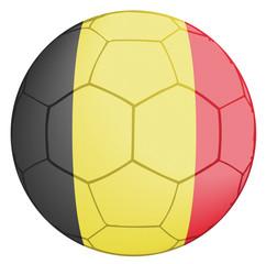 Belgium Soccer Ball World Cup