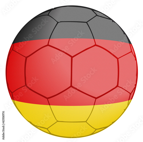 Germany Soccer Ball World Cup