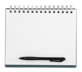 Schedule on white